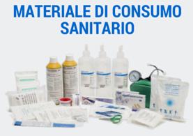 Materiale di Consumo Sanitario