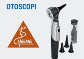 Otoscopi Heine