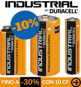 Pile Duracell Offerta